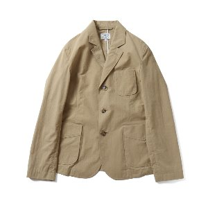 19SS Aston 3 Pockets Typewriter Water Repellent Jacket Beige