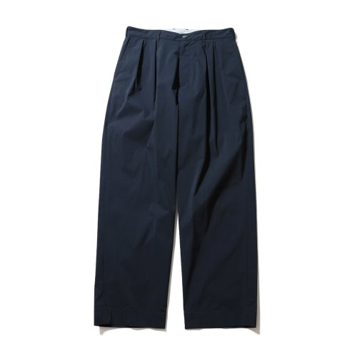 21SS Corinth Stretch Set Up Pants Navy
