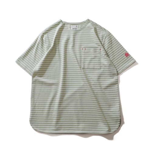 21SS Union Short Sleeve Pocket T-shirts SU Seasonal Mint