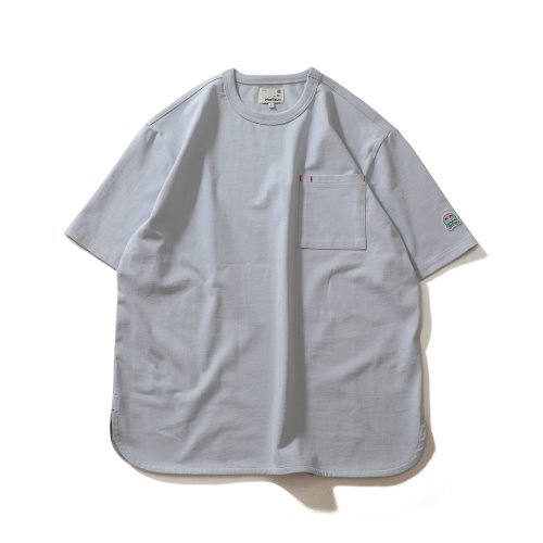 21SS Emery Short Sleeve Pocket Seasonal T-shirts Sky Blue