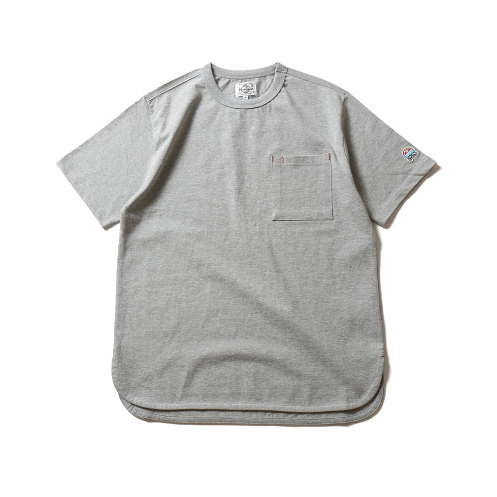 19SS Emery Short Sleeve Pocket T-shirts SU Seasonal Gray